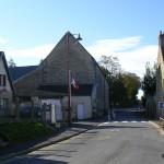 Martragny, la mairie