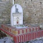Martragny, stèle 60e anniversaire
