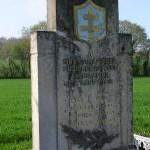 Mézières-sur-Ponthouin, monument Résistants