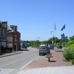 Montchamp, la rue principale