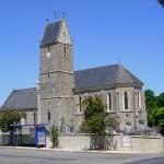 Montchamp, l'église Saint-Martin
