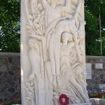 Montchamp, monument Résistance et déportés