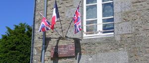 Montchamp, monument lettrine