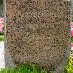 Parfouru-sur-Odon, tombes soldats allemands