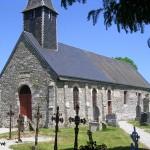 Périgny, l'église Saint-Julien du XVIe siècle