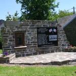 Périgny, monument Aviateurs US Air Force