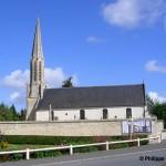 Petiville, l'église Notre-Dame du XVIIe siècle
