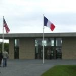 Criqueville-en-Bessin, la pointe du Hoc, l'accueil