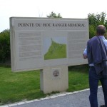 Criqueville-en-Bessin, la pointe du Hoc