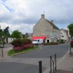 Potigny, le centre ville