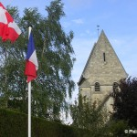 Putot-en-Bessin, l'église Notre-Dame de la Nativité du XIIe et XIVe siècle