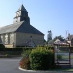 Quibou, l'église Saint-Rémi
