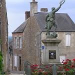 Rabodanges, le monument aux Morts