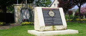Rocquancourt, monument lettrine