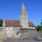 Rosel, l'église Saint-Martin du XIIe et XVe siècle