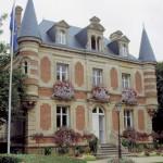Saint-Aubin-sur-Mer, l'hôtel de ville