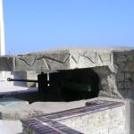 Saint-Aubin-sur-Mer, le Mur de l'Atlantique WN 27