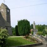 Saint-Clair-de-Halouze, l'église Saint-Clair
