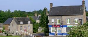 Saint-Clair-de-Halouze, ville lettrine