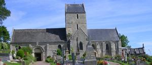 Saint-Côme-de-Fresné, ville lettrine