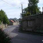 Sainte-Croix-sur-Mer, le centre du bourg