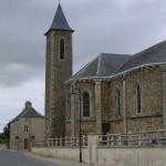 Sainte-Marguerite-d'Elle, l'église Sainte-Marguerite-d'Elle du XIXe siècle