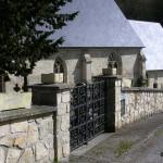 Sainte-Marguerite-des-Loges, l'église Sainte-Marguerite du XIIe siècle