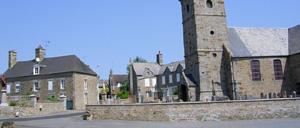 Sainte-Pience, ville lettrine