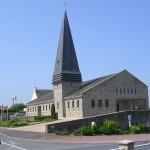 Saint-Georges-de-Bohon, l'église Saint-Georges