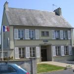 Saint-Georges-de-Bohon, la mairie