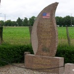 Saint-Georges-de-Rouelley, monument 2nd Armored Division