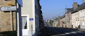 Saint-Georges-de-Rouelley, ville lettrine