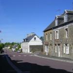 Saint-Sauveur-Lendelin, le centre ville