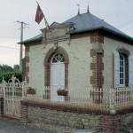 Saint-Vaast-en-Auge, l'ancienne mairie