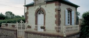 Saint-Vaast-en-Auge, ville lettrine