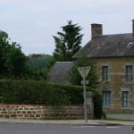 Ségrie-Fontaine, le centre ville