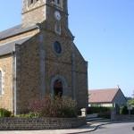 Ségrie-Fontaine, l'église Sainte-Anne