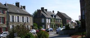 Ségrie-Fontaine, ville lettrine