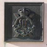 Urville, monument The Stormont, Dundas & Glengarry Highlanders