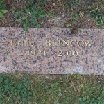 Epron, plaque Ernie Blincow