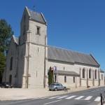 Lingèvres, l'église Saint-Martin du XIIIe siècle