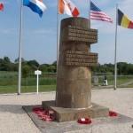 Bénouville, monument Signal