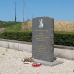 Biéville-Beuville, stèle The Royal Norfolk Regiment
