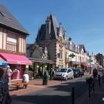 Cabourg, l'avenue de la Mer