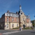 Cabourg, la mairie
