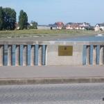 Cabourg, plaque Brigade Piron