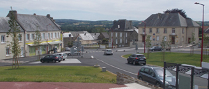 Cahagnes, ville lettrine