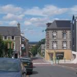 Caumont-l'Eventé, centre ville