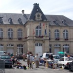 Caumont-l'Eventé, la mairie
