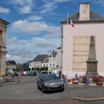 Caumont-l'Eventé, le monument aux Morts